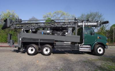 2007 Schramm T450WS Refurbish